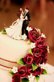 Wedding Cake 2 — Stock Photo
