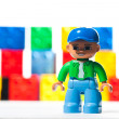 Lego Figure — Stock Photo