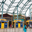 Постер, плакат: Universal Studios Ticket Booth