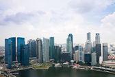 Singapore Buildings — Foto de Stock