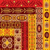 Ethnic ornament — Stock Vector