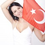Turkey fan — Stock Photo #11851800