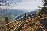 Beautiful landscape the mountain — Stock Photo