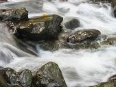 Rocks cascade strem — Stock Photo