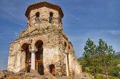 Monasterio ortodoxo serbio, patrimonio de la humanidad — Foto de Stock