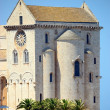 A picturesque view of the Cathedral of Trani (BA) — Stock Photo