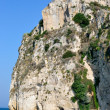 A landscape of the coast of the Gargano — Stock Photo