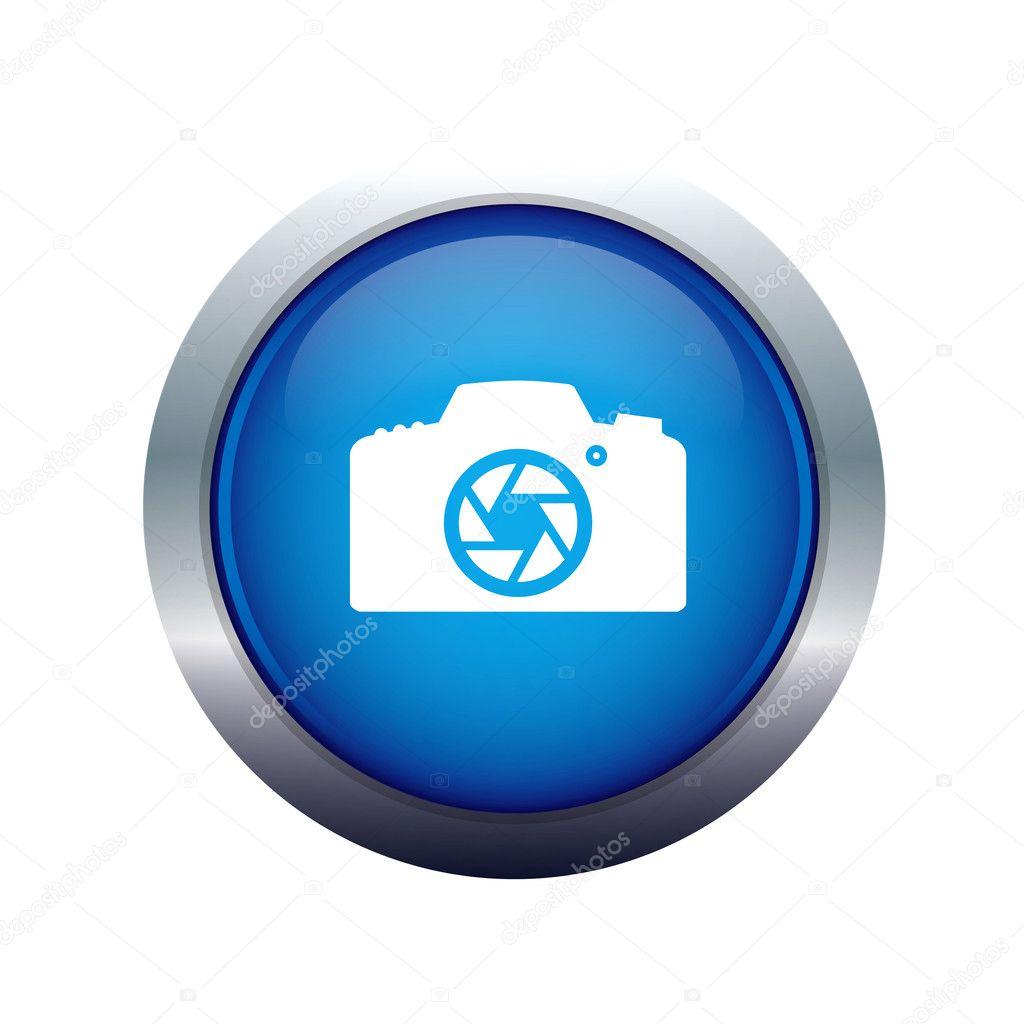 пиктограмма фотоаппарат: