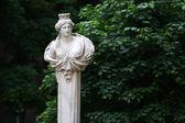 Greek goddess sculpture — Stock Photo