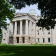 Stock Photo: NC State Capitol