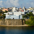 Stock Photo: Old SJuan, Puerto Rico