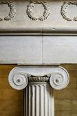 Classical pillar — Stock Photo
