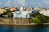 Old San Juan, Puerto Rico — Stock Photo