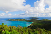 View on Magens Bay, St. Thomas USVI — Stock Photo