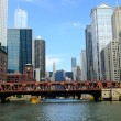 Bridges of Chicago — Stock Photo