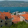 Herceg Novi and Bay of Kotor. — Foto de Stock