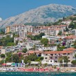 Stock Photo: Herceg Novi. View from Bay of Kotor.