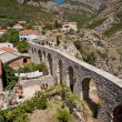 Stock Photo: Old aqueduct in Bar - Montenegro