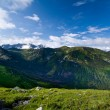 Stock Photo: Slovakifrom Czerwone Wierchy. View from Polish side of TatrMountains.