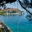 Stock Photo: Sveti Stefan. Montenegro.