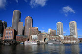 Boston — Stockfoto