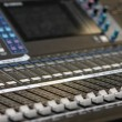 mixing desk — Stock Photo