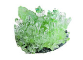 Cristal verde — Foto de Stock
