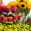 Flower shop — Stock Photo #11389666