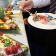 Catering food — Stock Photo #11393621