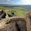 Spissky hrad - castle — Stock Photo