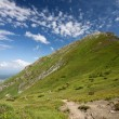 Stock Photo: High mountains - High Tatra, Slovakia