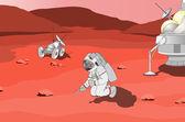 Astronauta — Foto de Stock