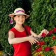 Gardener woman — Stock Photo #11408694