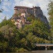 Orava Castle — Stock Photo