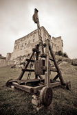 Catapult — Stock Photo
