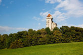 Liechtenstein Castle — Stock Photo