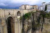 Bridge in Ronda — Stock Photo
