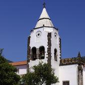 Small church in Santa Cruz. Madeira — Stock Photo