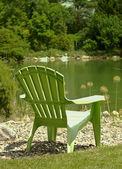Adirondack chair — Stock Photo