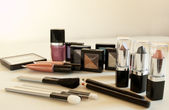 Makeup assortment — Stock Photo