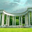 Stock Photo: Greek-style pillars