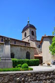 Church in Pérouges — Stock Photo