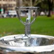 Water bubbler — Stock Photo