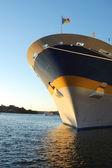 Passenger Cruise ship — Stock Photo