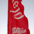 Darling Harbour Flag — Stockfoto #11711870