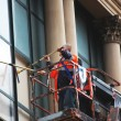 Cleaning windows — Stock Photo #11714479