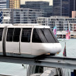 monorail — Stock Photo