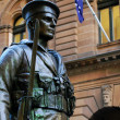 Stock Photo: ANZAC soldier