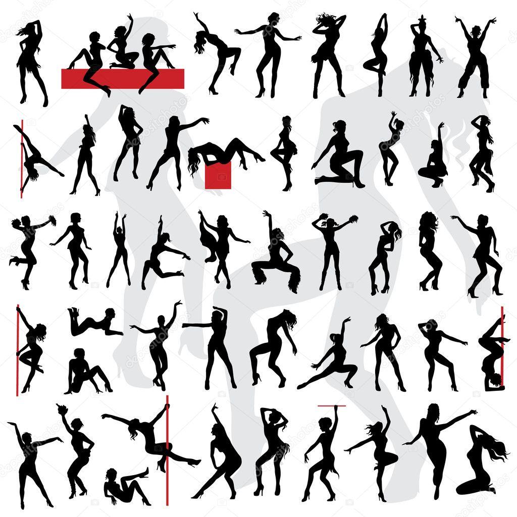 Сексуальная девушка танцует go go 24 фотография