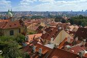 プラハの屋根 — ストック写真